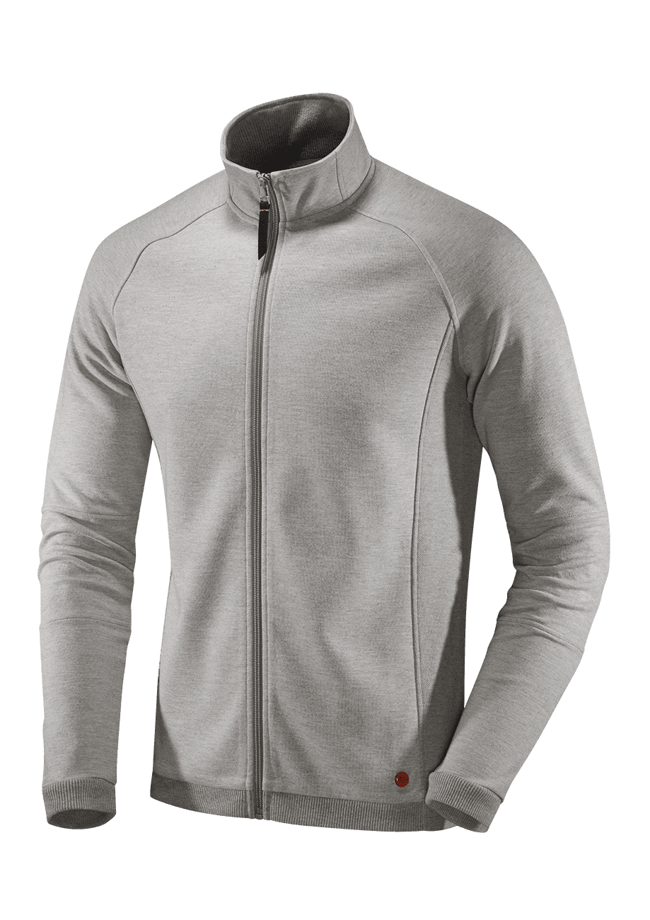 G55 Zip Through Sweatshirt