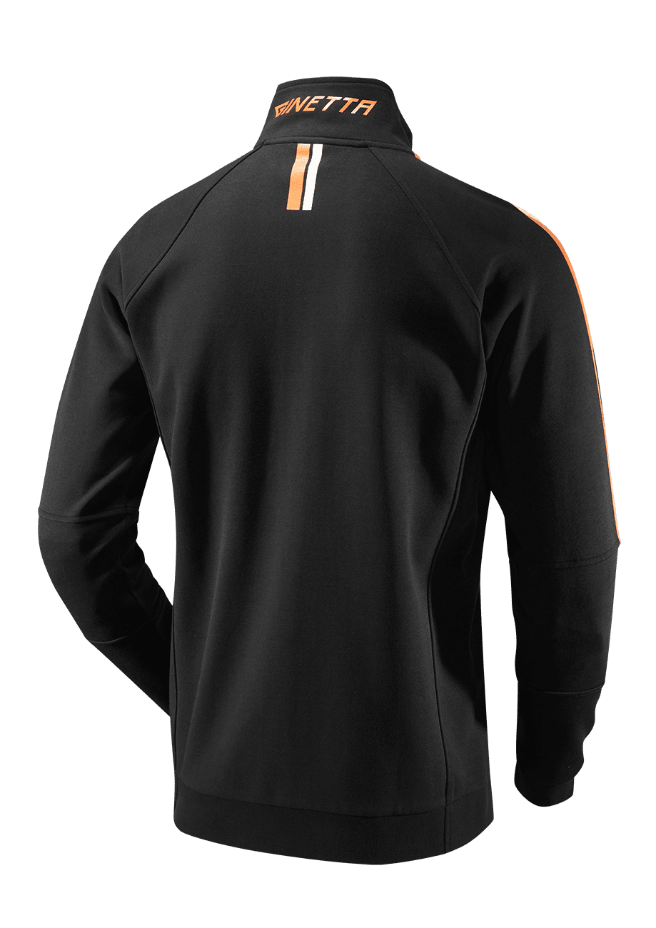 G40 Teamwear Zip-Through Sweatshirt 1