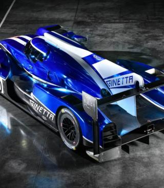 Lmp1 Rear Three Quarter High