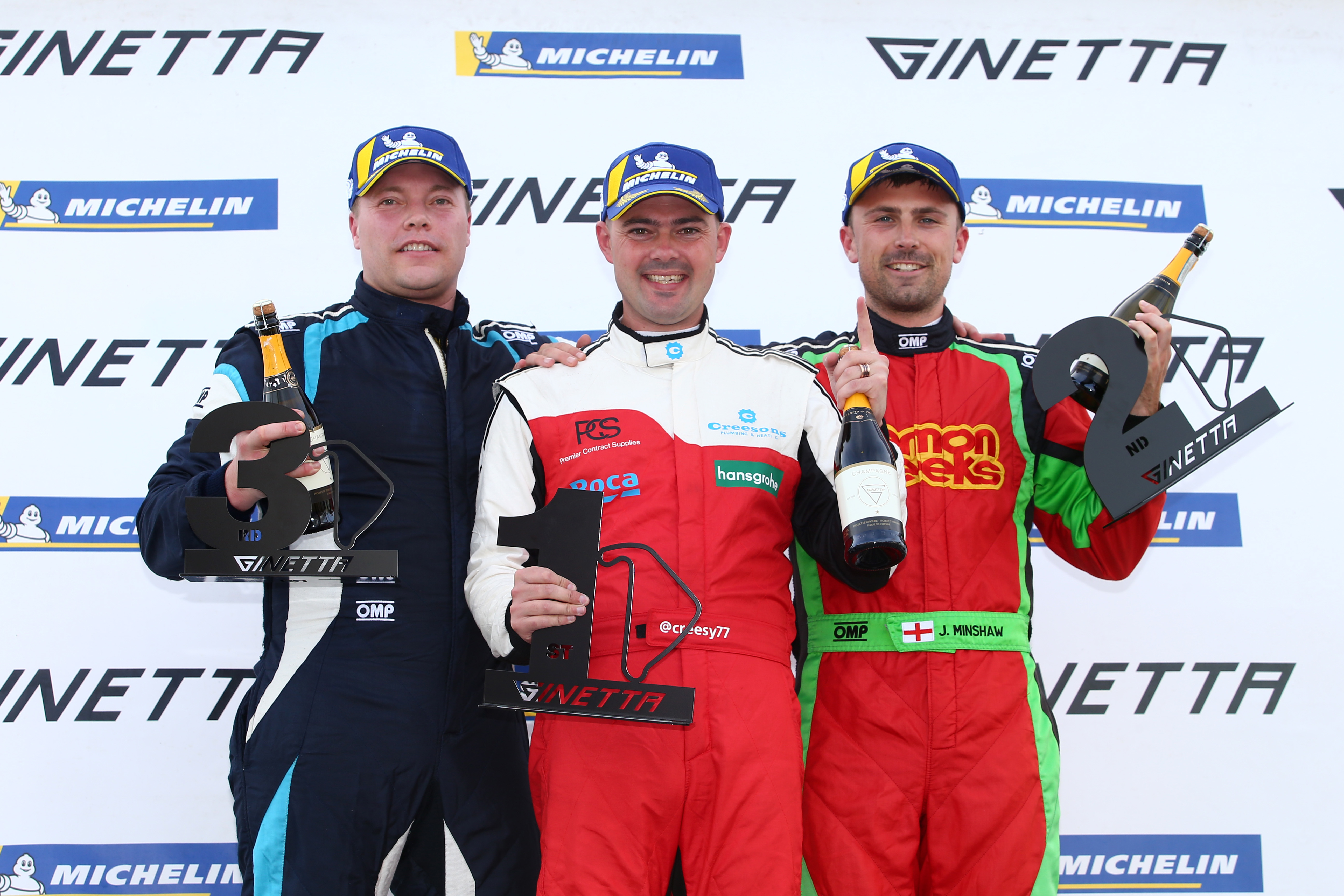 Podium Race1 Zapolski Crees Minshaw 01