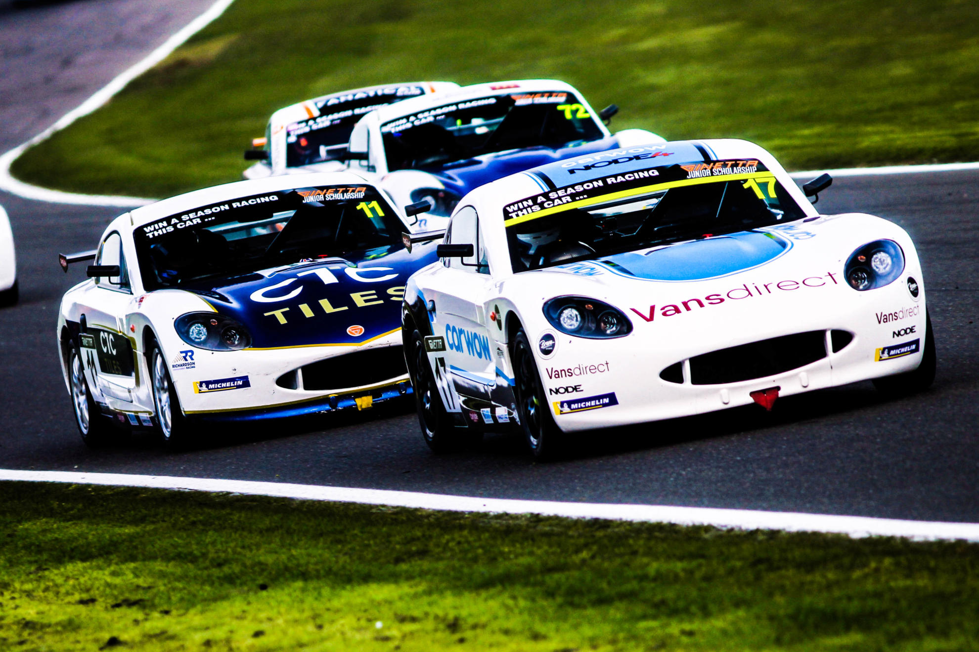 Ginetta Junior Summer Camp 28th & 29th August