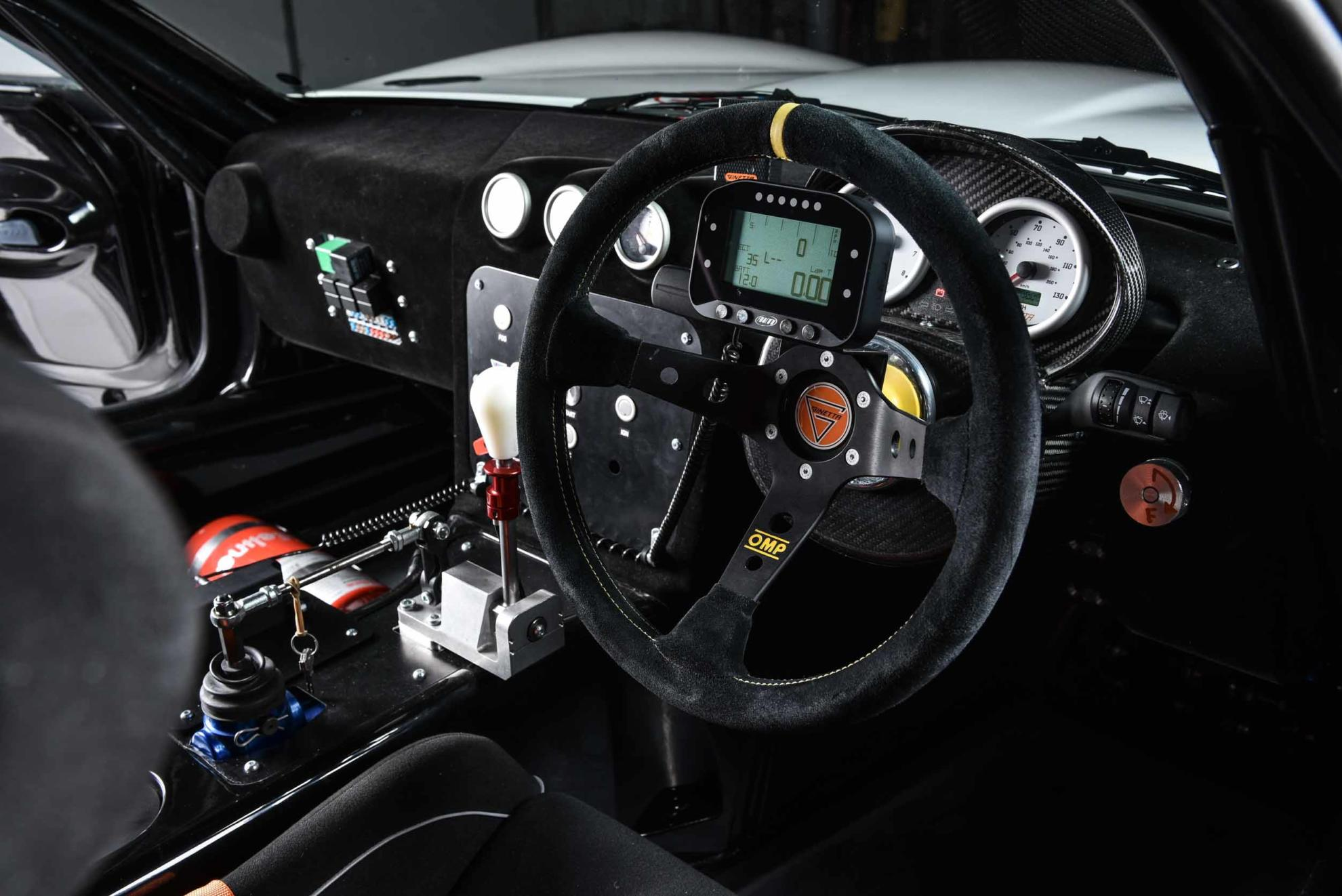 G40 Junior Gt5 Car Cockpit