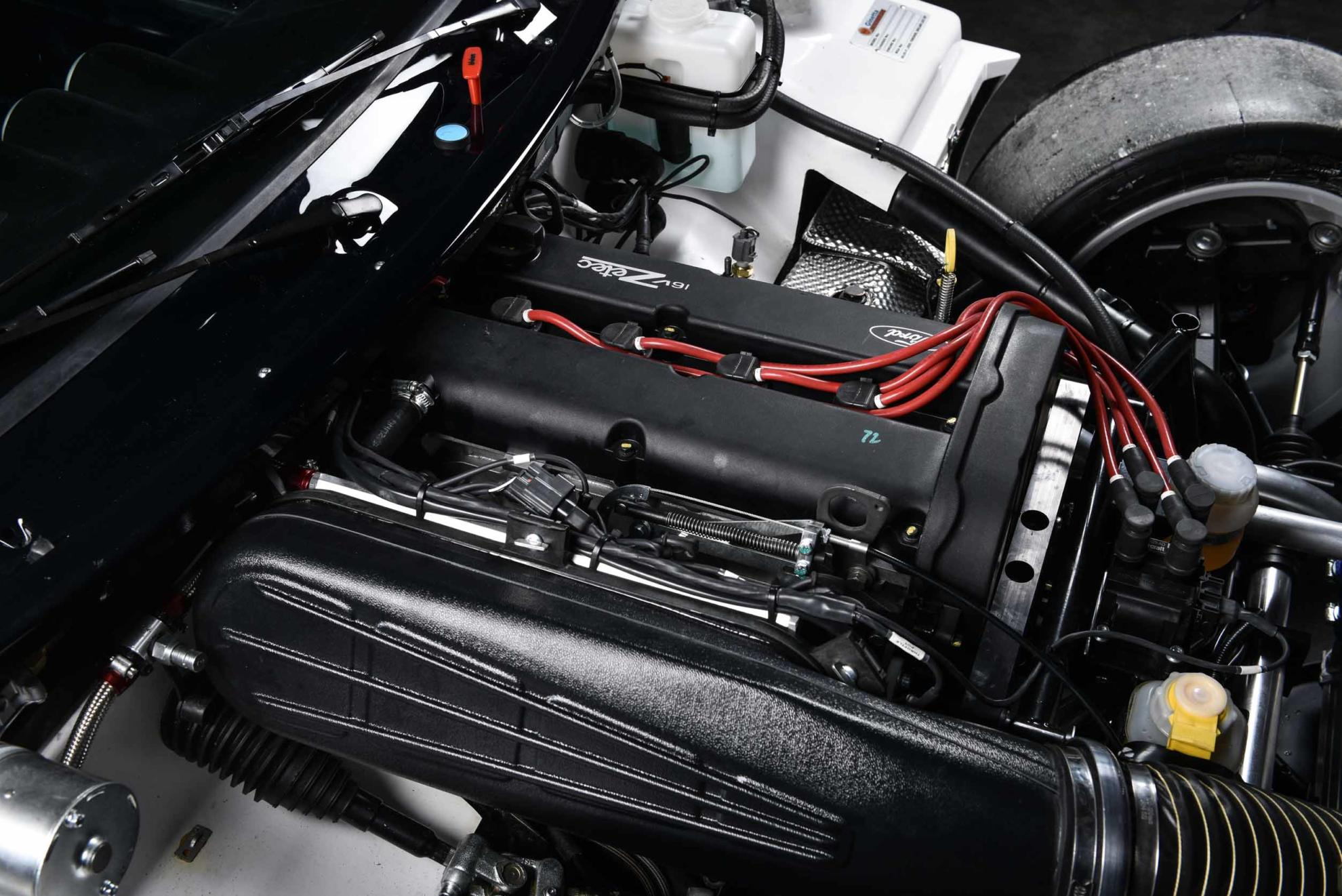 G40 Junior Gt5 Car Engine Bay