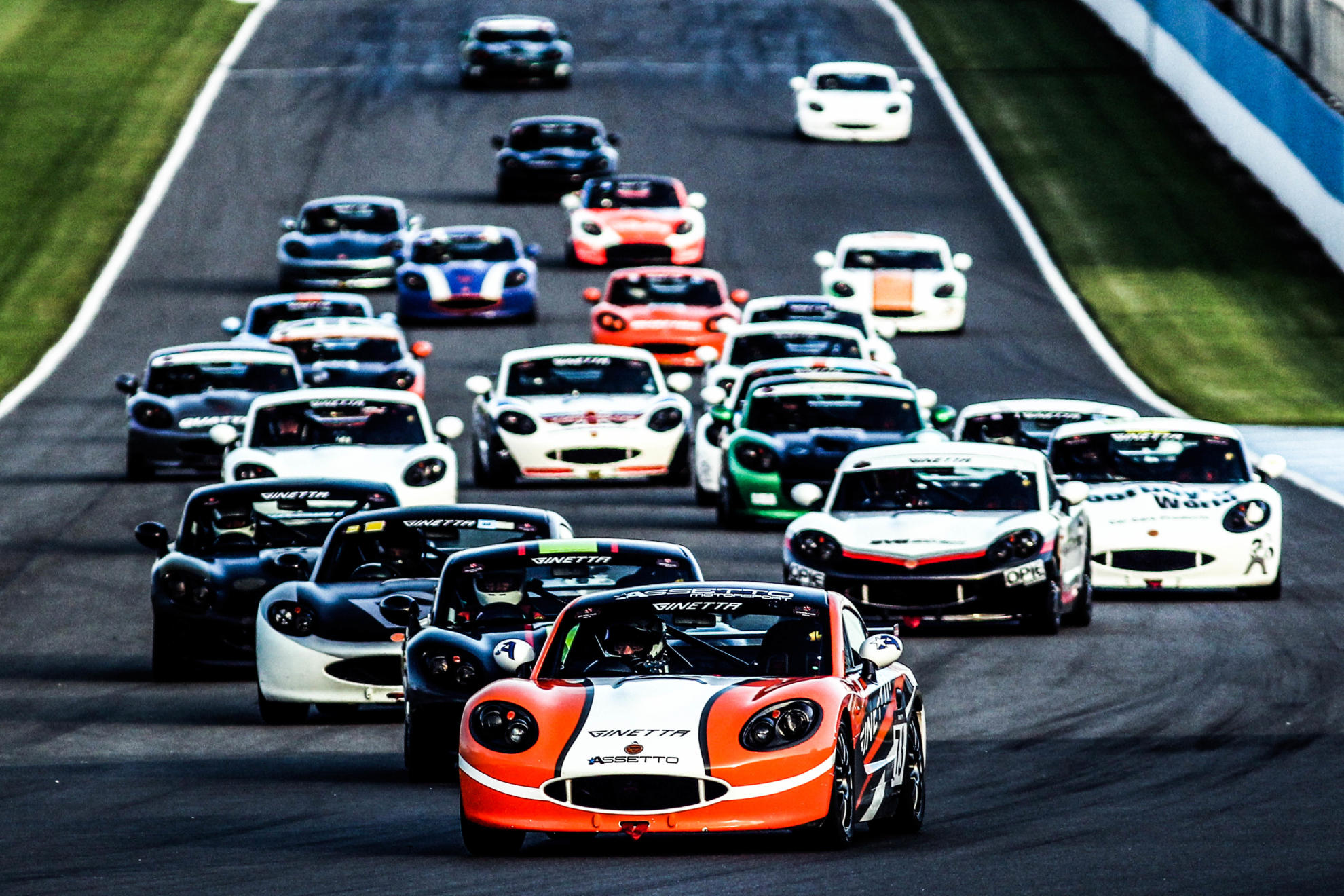 Ginetta Racing Drivers Club 2018 Arrive and drive from £1,250 + VAT