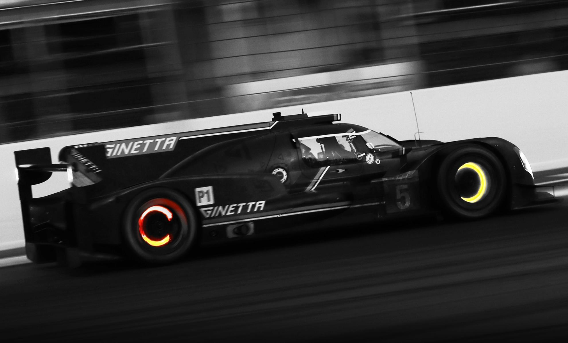 Get on track with Ginetta