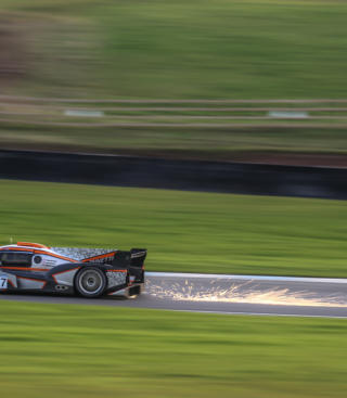 Ginetta G57 With Sparks