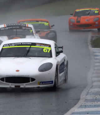 Hedley Ginetta Junior Race 2 Knockhill 2018 1