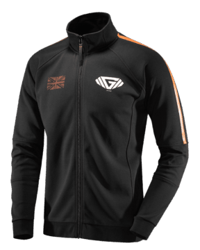 G40 Teamwear Zip-Through Sweatshirt