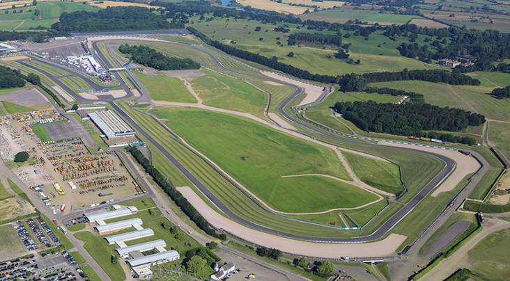 Donington Park GP / 14-15 Sep