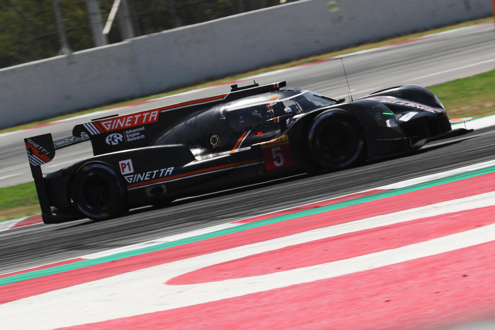 Team LNT Confirm Silverstone Driver Line-Ups For Ginetta LMP1s