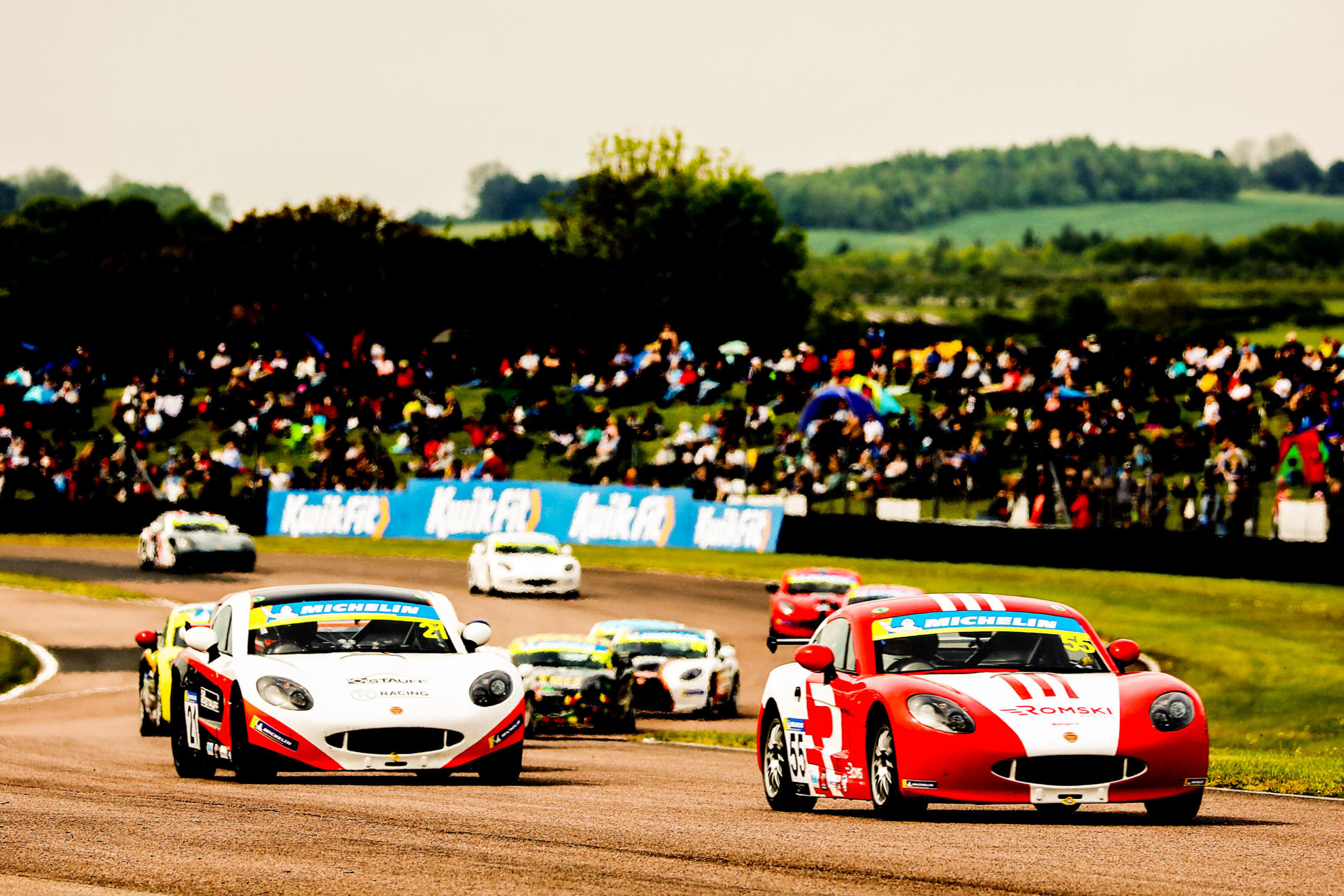 Preview: Michelin Ginetta Junior Championship, Round Four, Croft