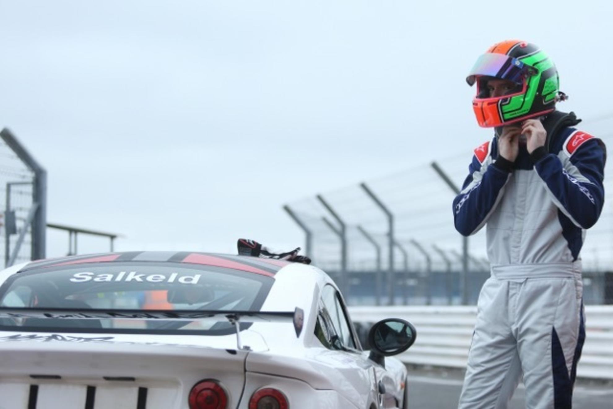 Chris Salkeld Graduates To Ginetta G40 Cup With Assetto Motorsport