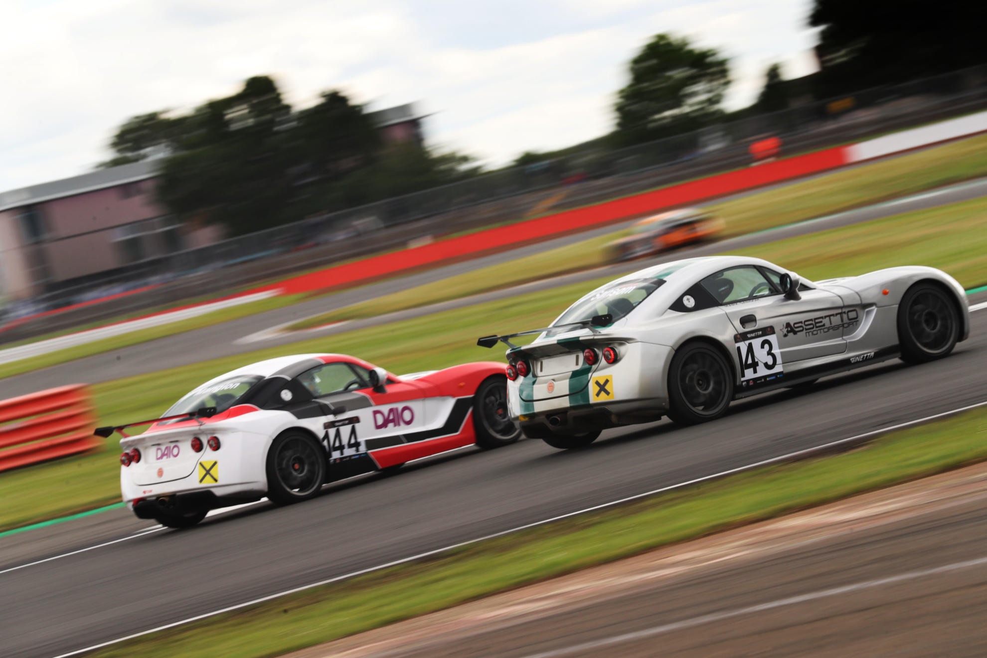 Preview: Ginetta Racing Drivers Club, Round Three, Donington Park.