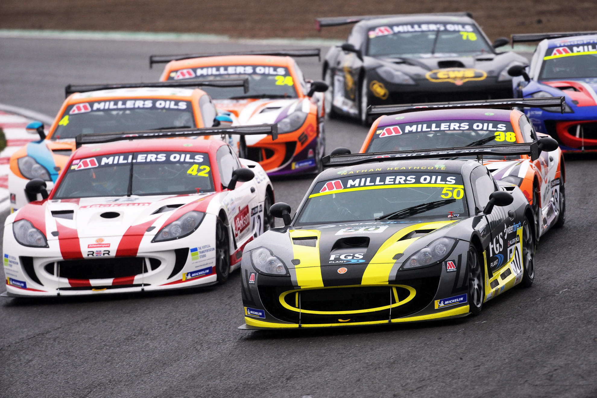 Preview: Millers Oils Ginetta GT4 SuperCup, Round Two, Donington Park