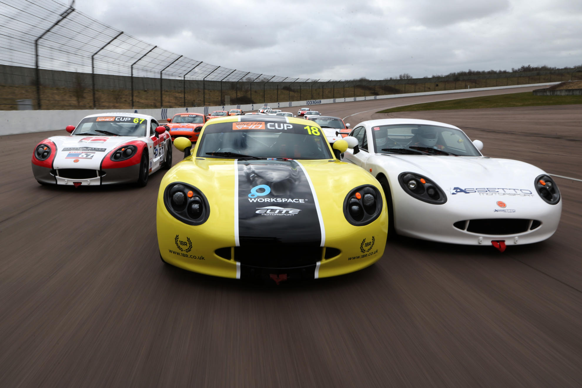 Preview: A New Chapter For The Ginetta G40 Cup | Ginetta