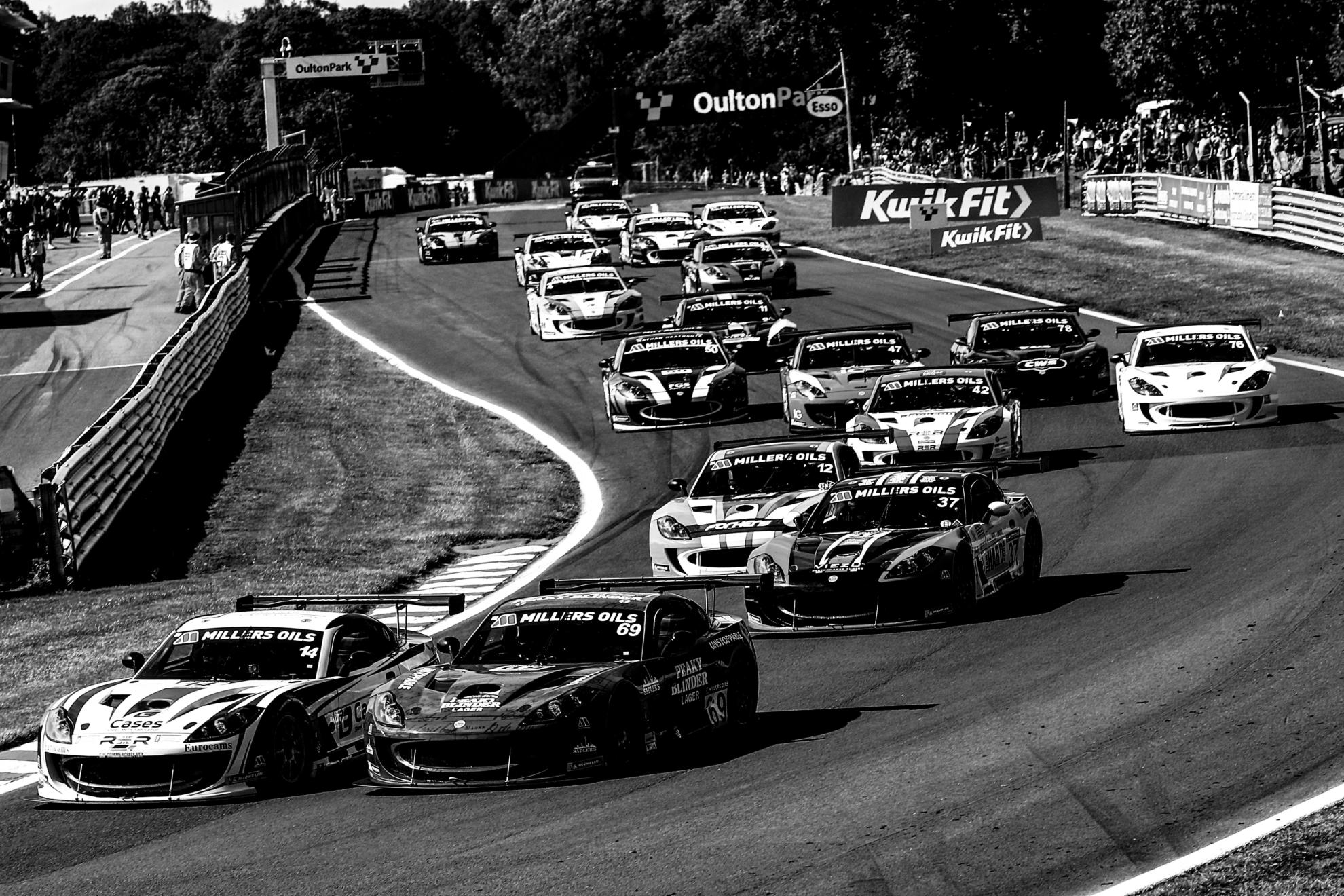 Provisional Calendars Announced For 2020 Ginetta Season
