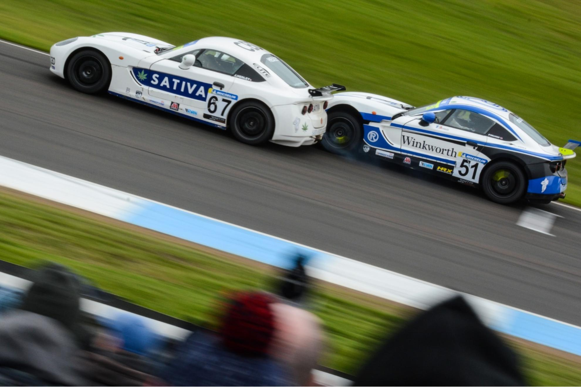 Preview: Michelin Ginetta Junior Championship, Round Nine, Silverstone