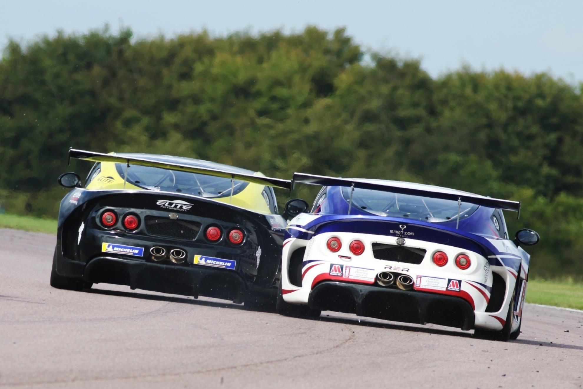 Preview: Millers Oils Ginetta GT4 SuperCup, Round Six, Knockhill