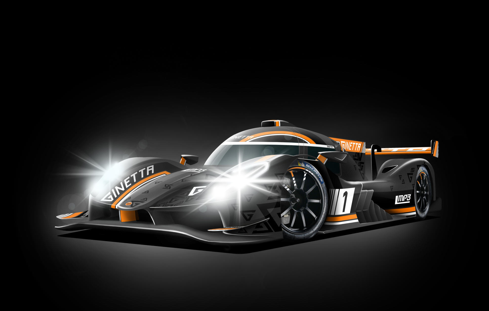 Ginetta Launch New-for-2020 G61-LT-P3