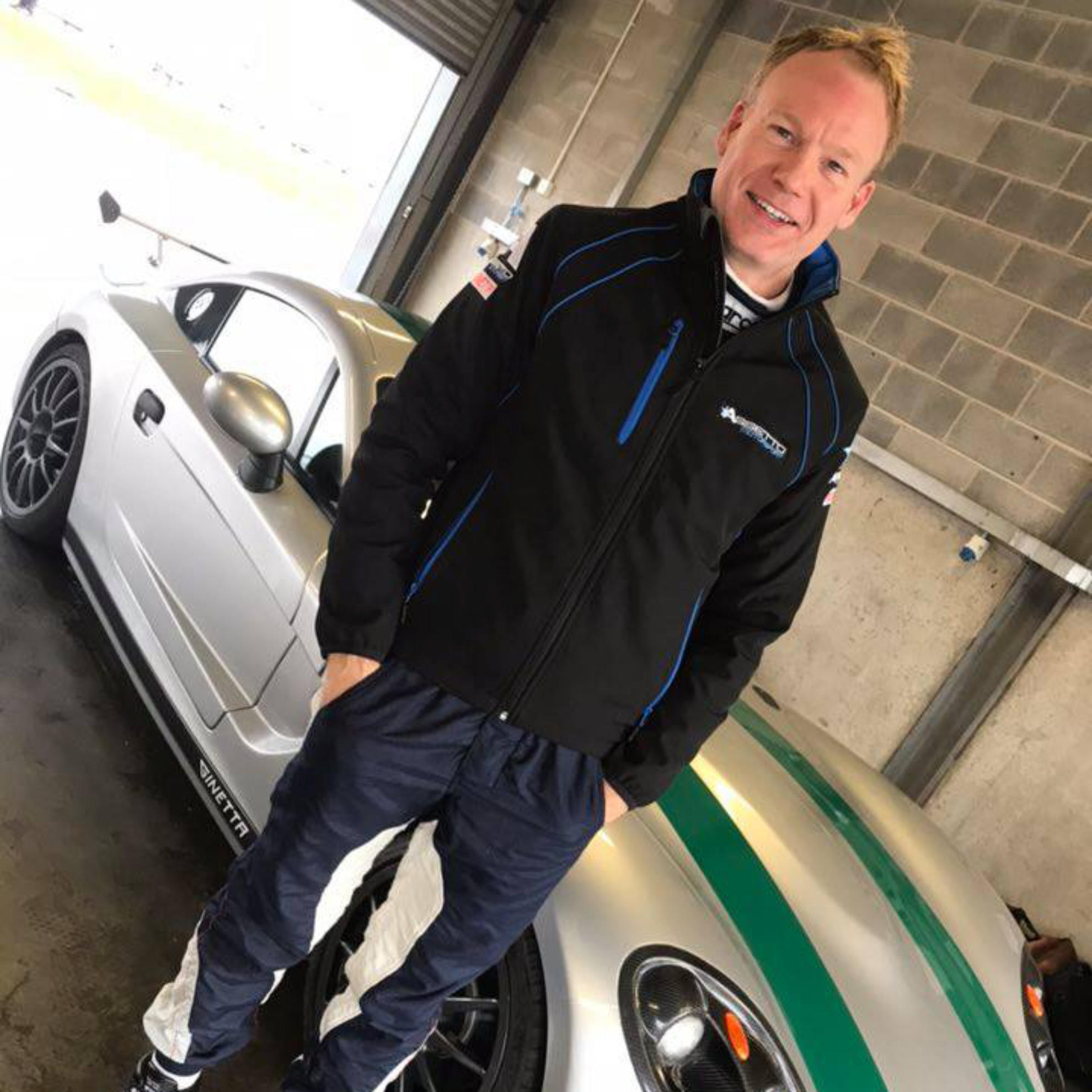 Mark Sansom Joins Ginetta Racing Drivers Club Grid