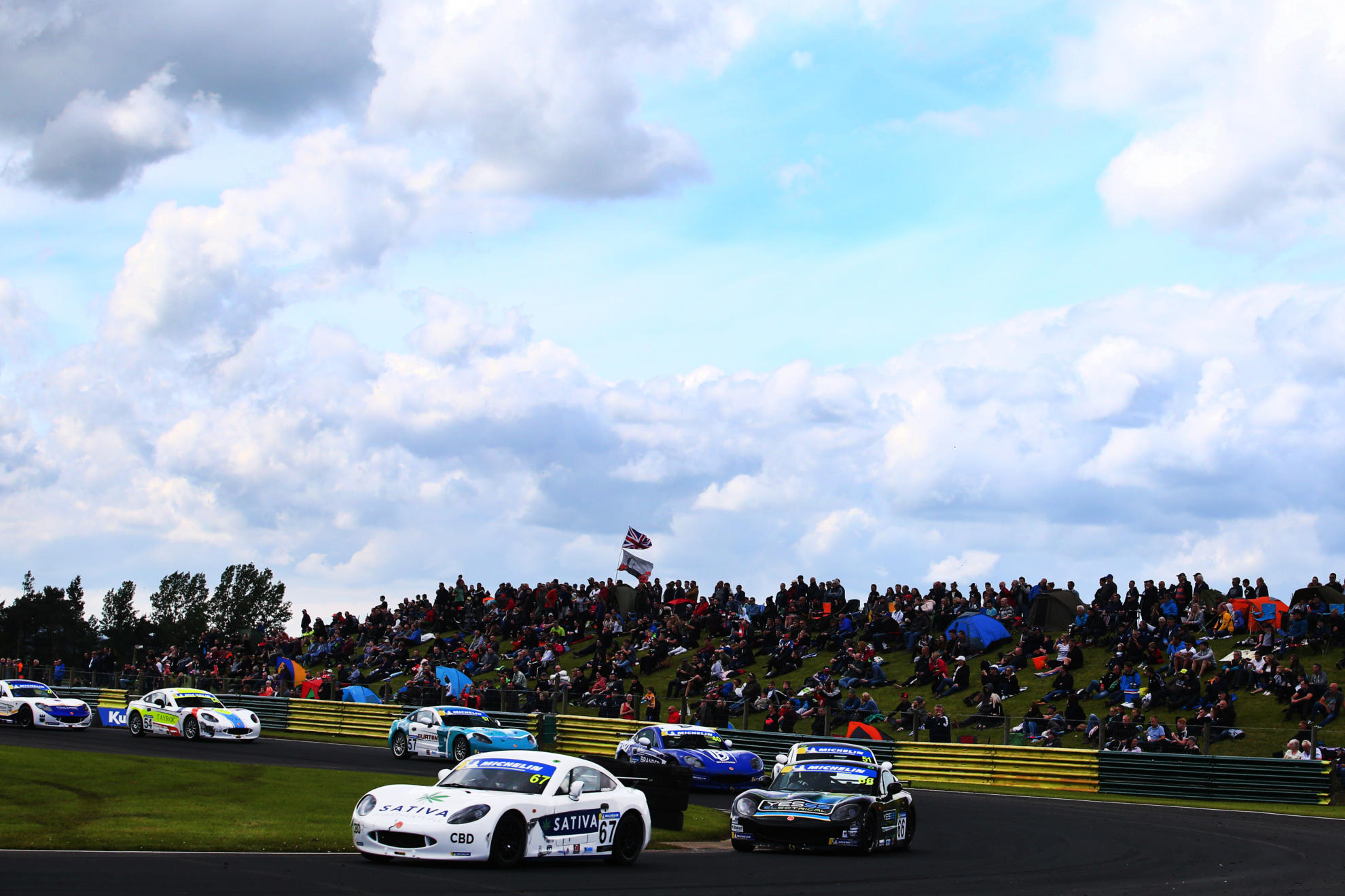 Preview: Michelin Ginetta Junior Championship, Round Five, Oulton Park.