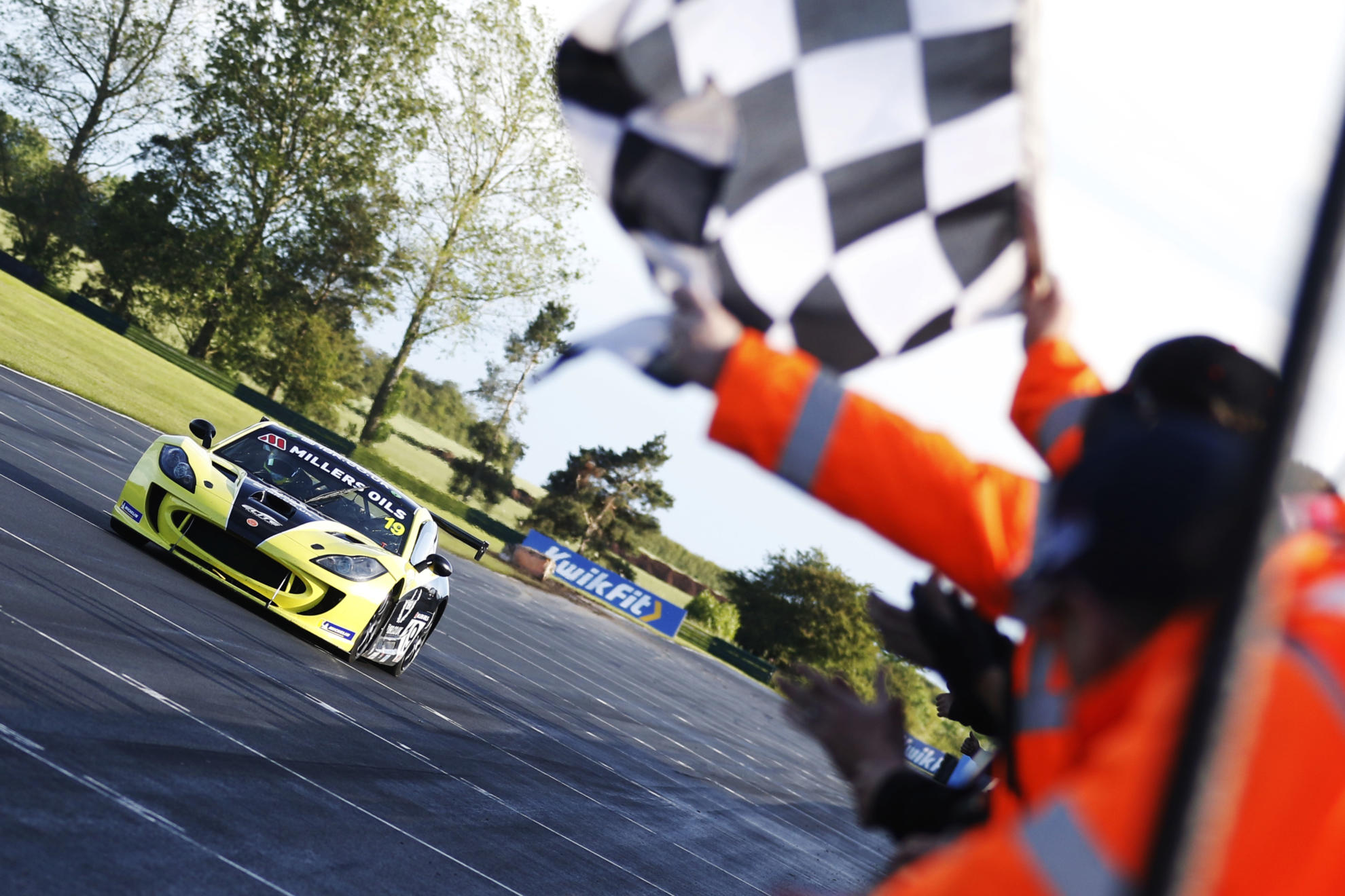 Preview: Millers Oils Ginetta GT4 SuperCup, Round Four, Oulton Park