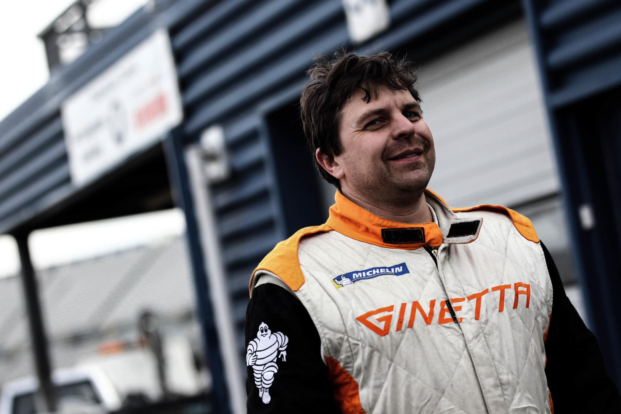 Phil McGarty Links Up With GotBoost Racing For Ginetta GT5 Challenge