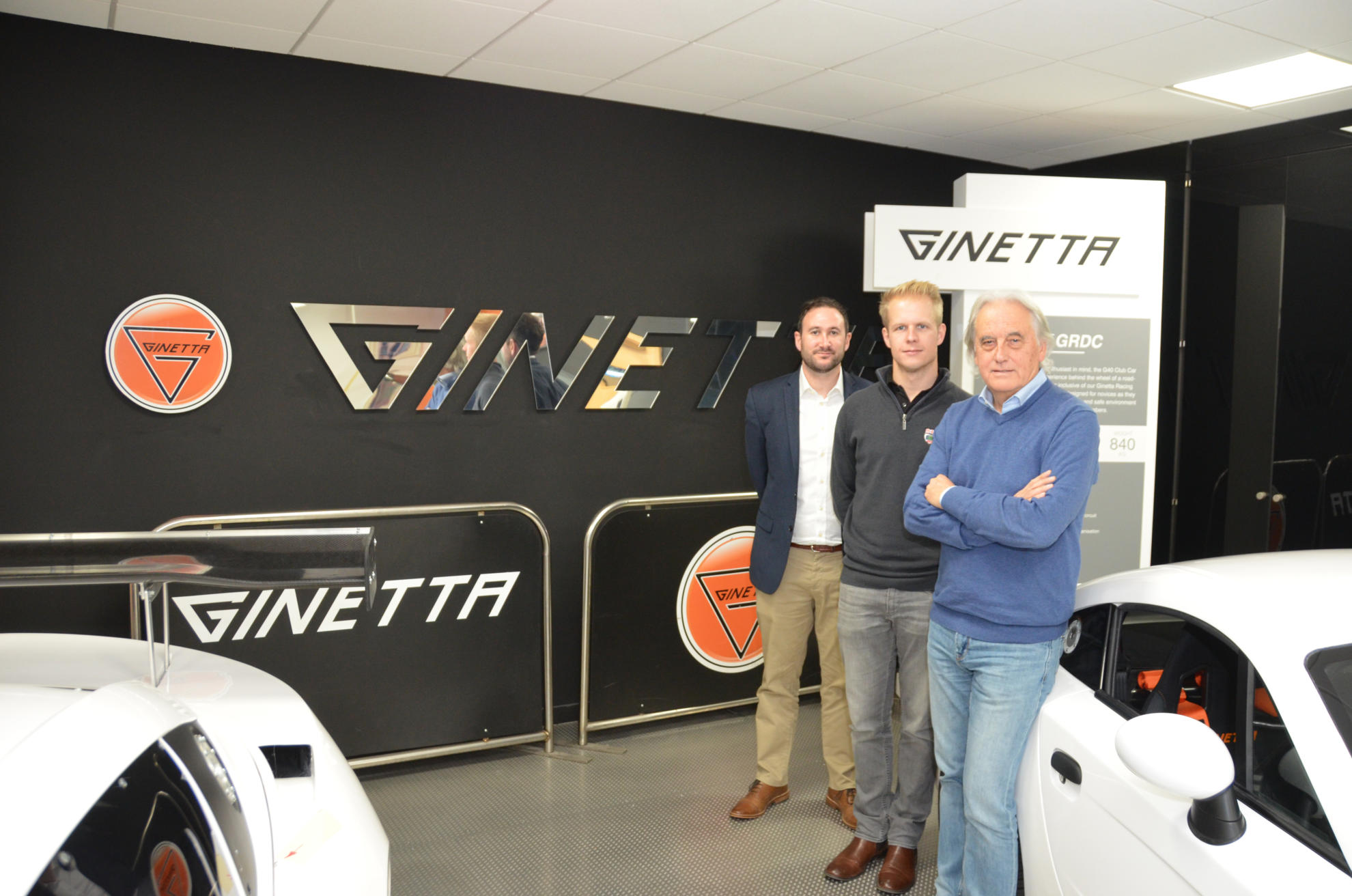 Ginetta Appoints Distributor For Central Europe