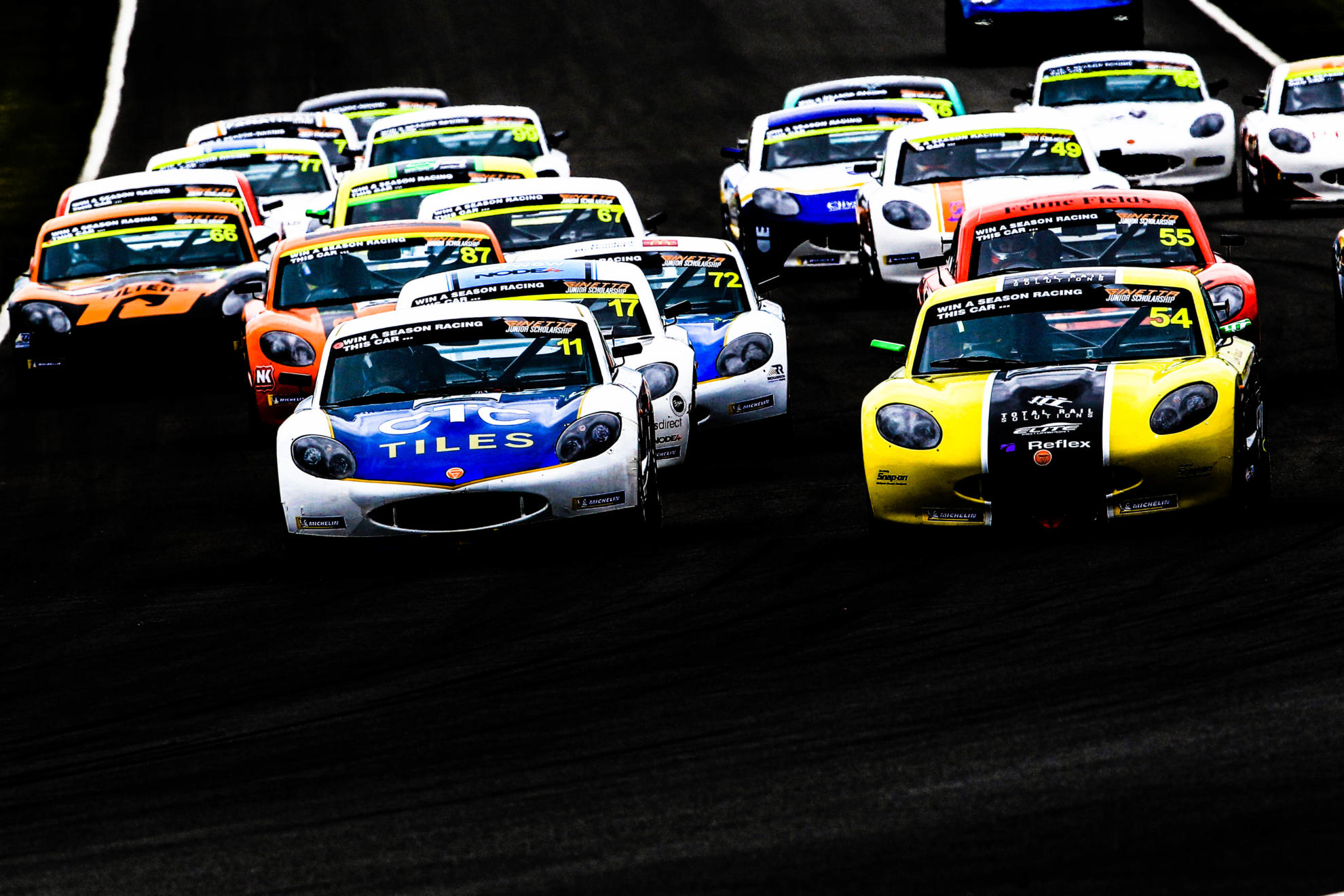 Preview: Teenage Kicks In The Ginetta Junior Championship