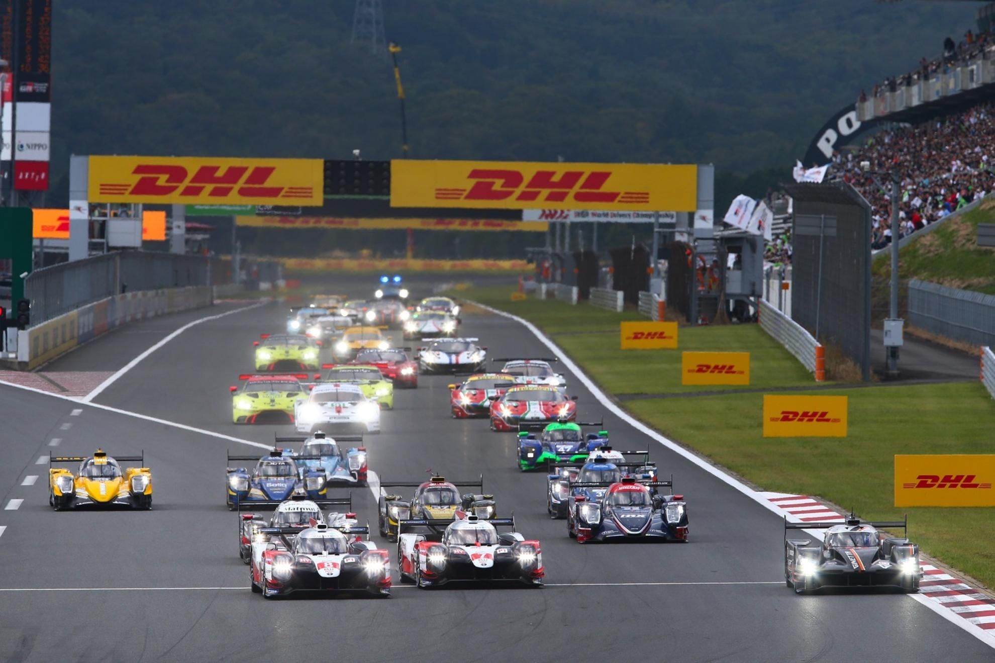 Ginetta LMP1s Show Record-Breaking Speed On Fuji Debut