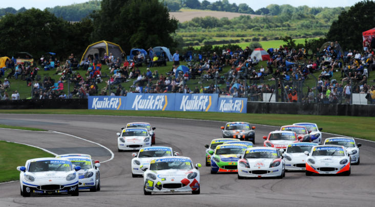 Preview: Michelin Ginetta Junior Championship, Round Eight, Knockhill