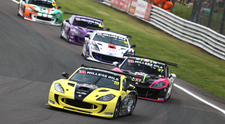 Preview: Millers Oils Ginetta GT4 SuperCup, Round Five, Thruxton