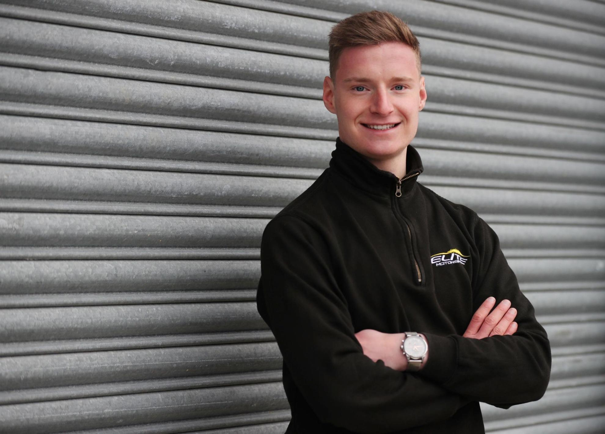Adam Smalley Targets Title Challenge In 2021 Ginetta GT4 SuperCup