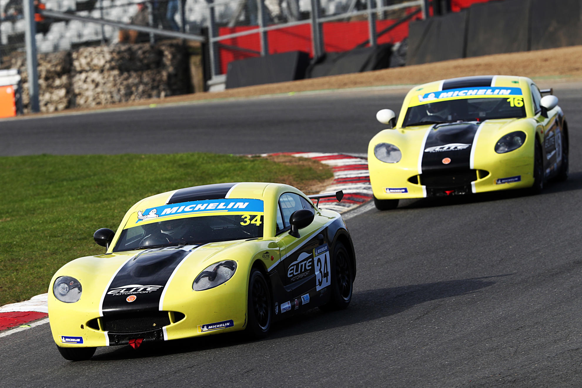 Elite Motorsport Name Six Drivers For Michelin Ginetta Junior Championship