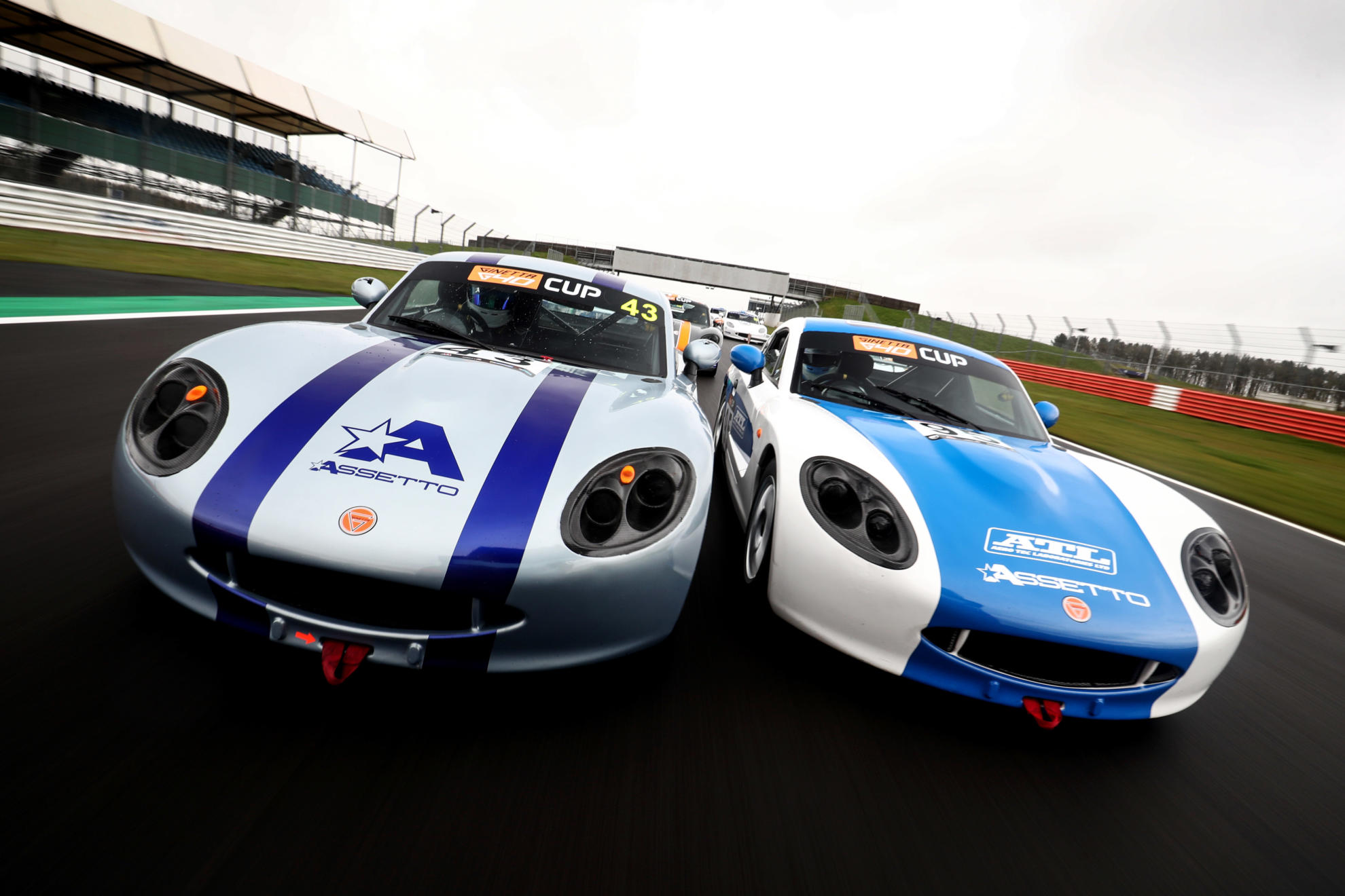 2020 Ginetta G40 Cup, Round One, Oulton Park