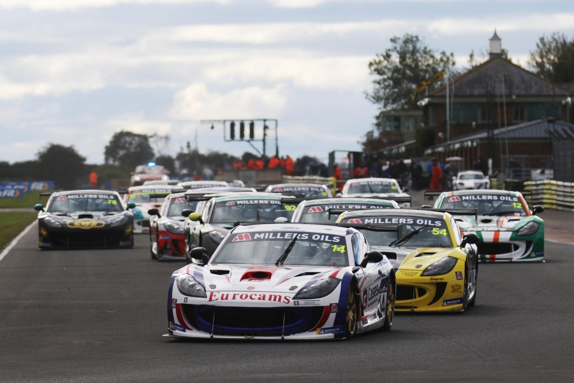 Burns Takes Championship Lead With Croft Victories