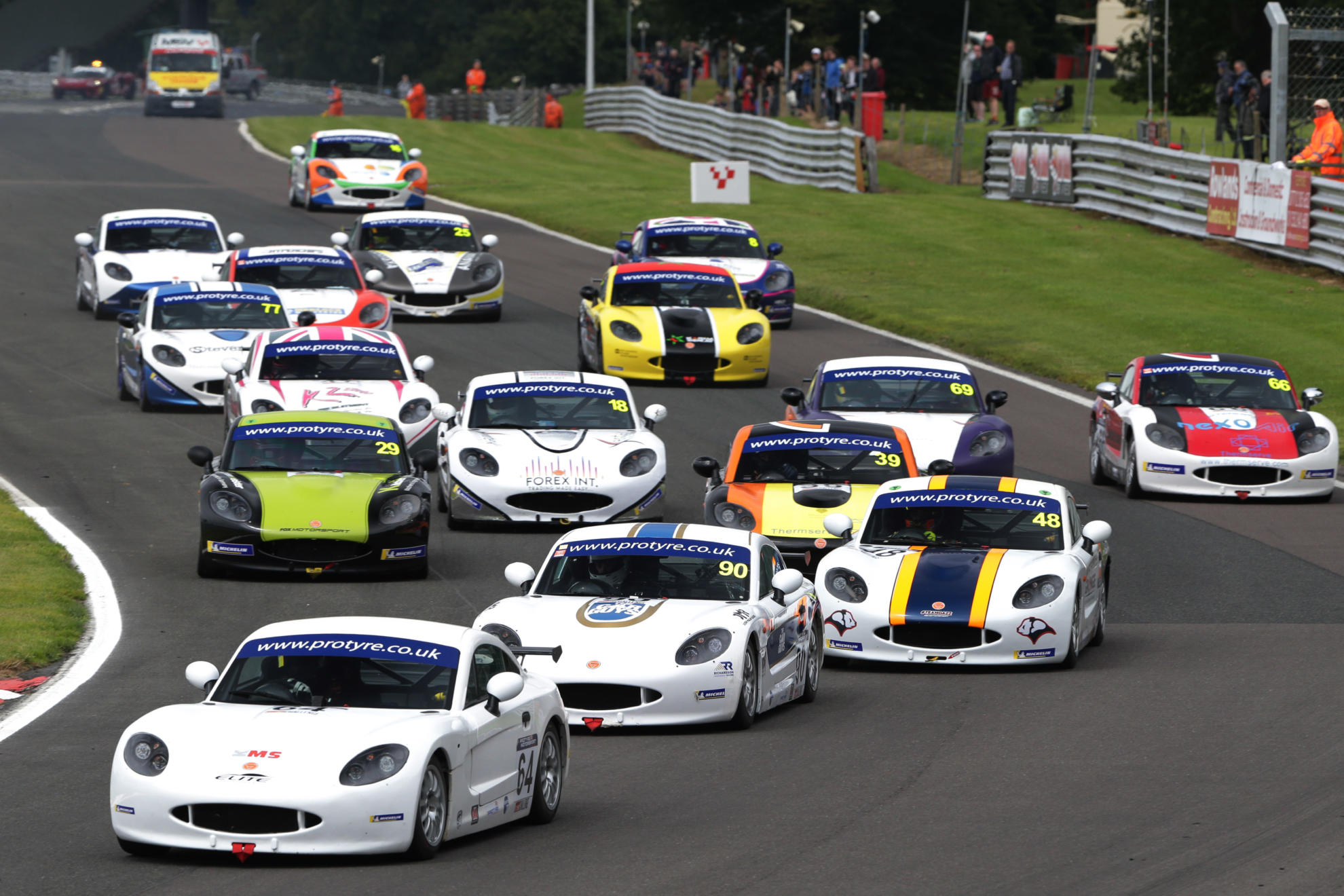 Preview: Ginetta GT5 Challenge, Round Two, Oulton Park