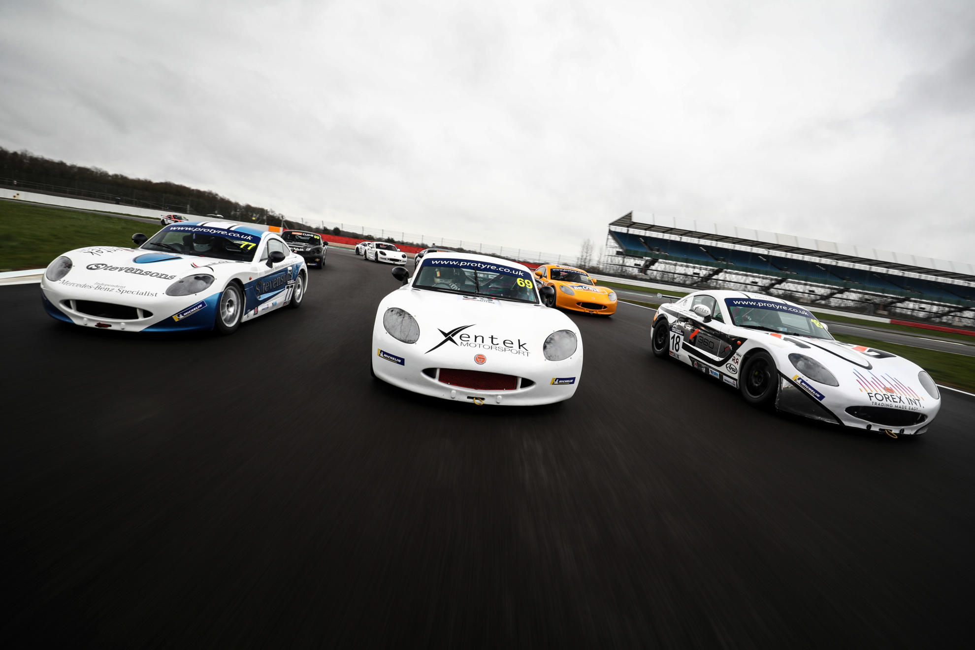 Preview: Ginetta GT5 Challenge, Round One, Oulton Park