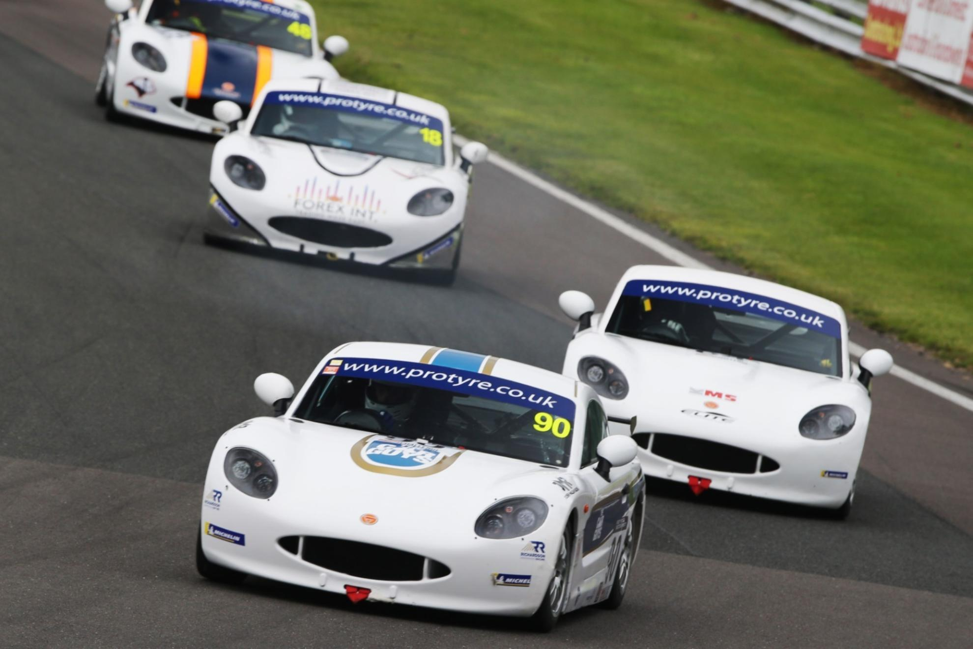 Talented Trio Share Opening Ginetta GT5 Challenge Victories