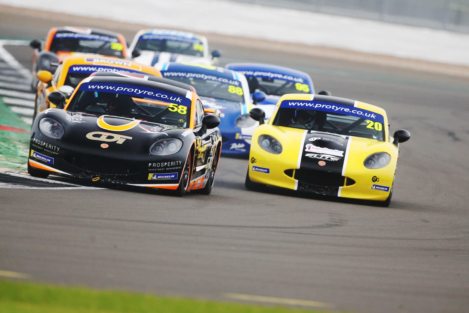 Preview: 2021 Ginetta GT5 Challenge Pro – Donington Park