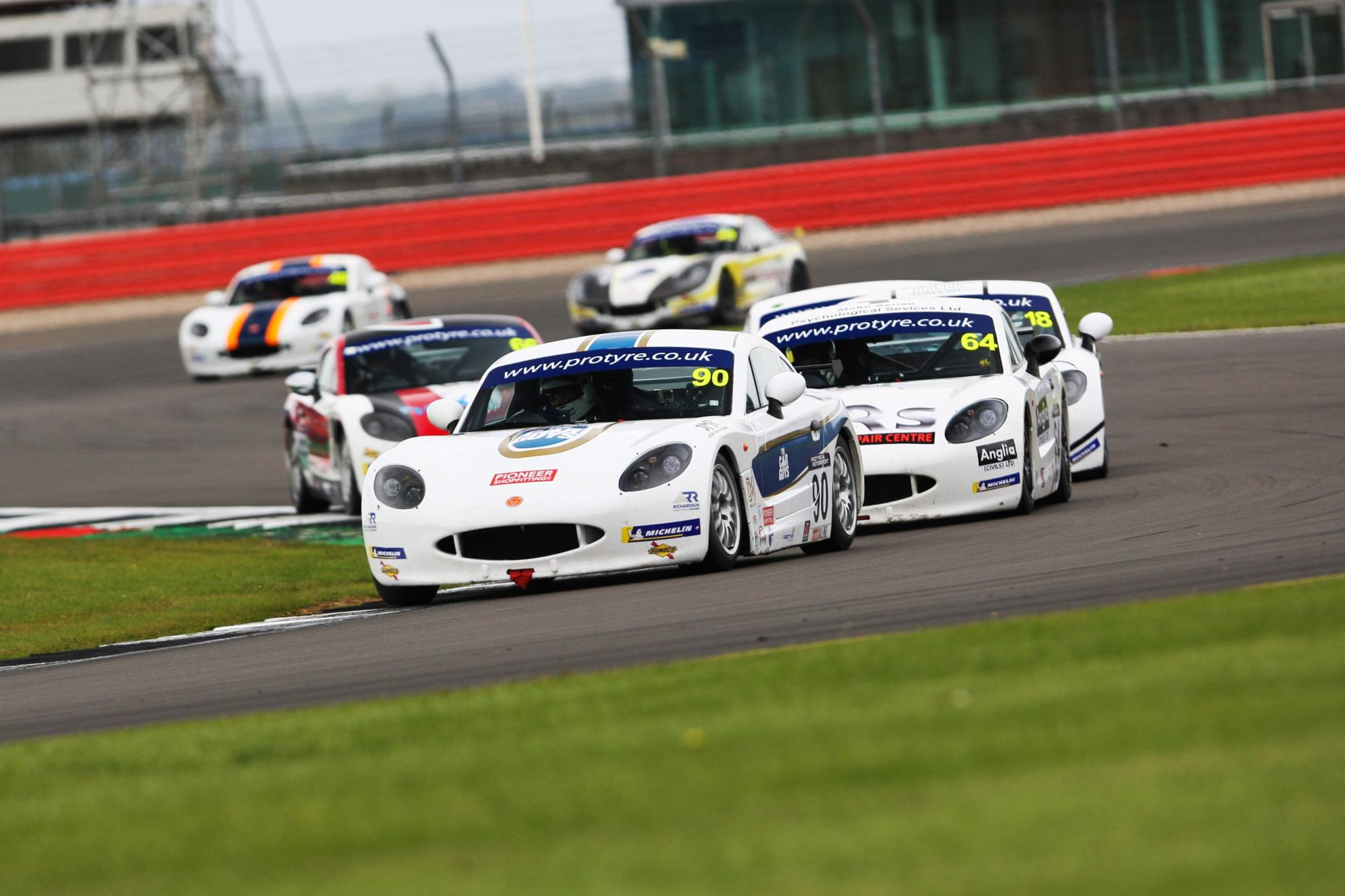 Silverstone Victories Moves Malin Into Championship Lead