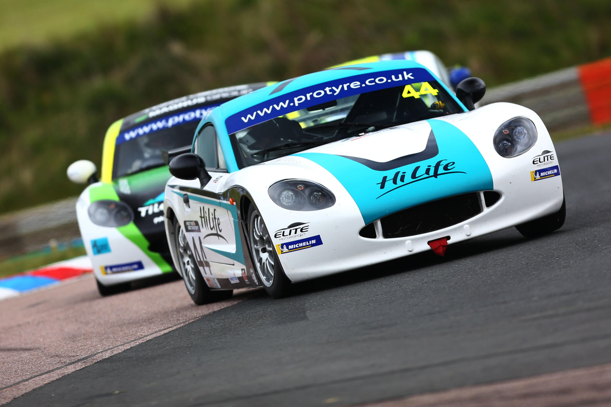 Preview: 2021 Ginetta GT5 Challenge Classes – Silverstone GP