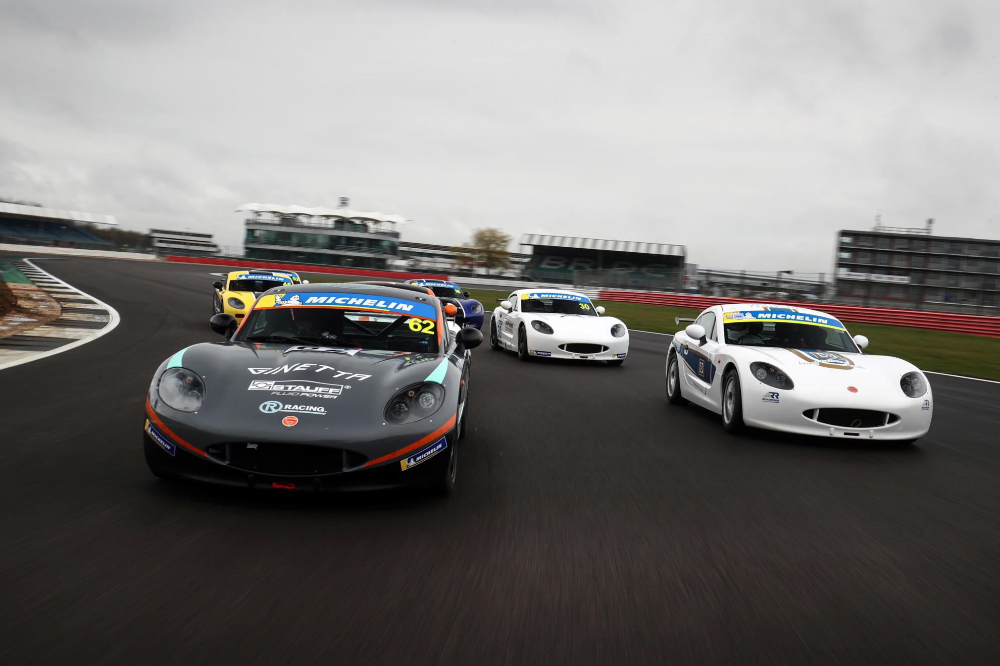 Ginetta Issues Provisional Updated 2020 Calendars
