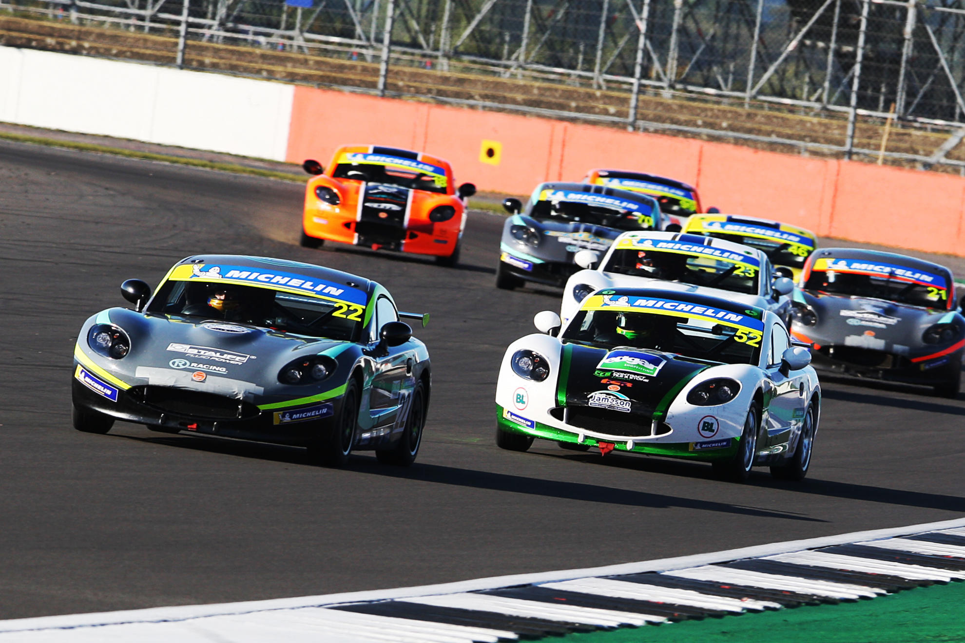 Preview: Ginetta Junior Championship, Round Six, Croft