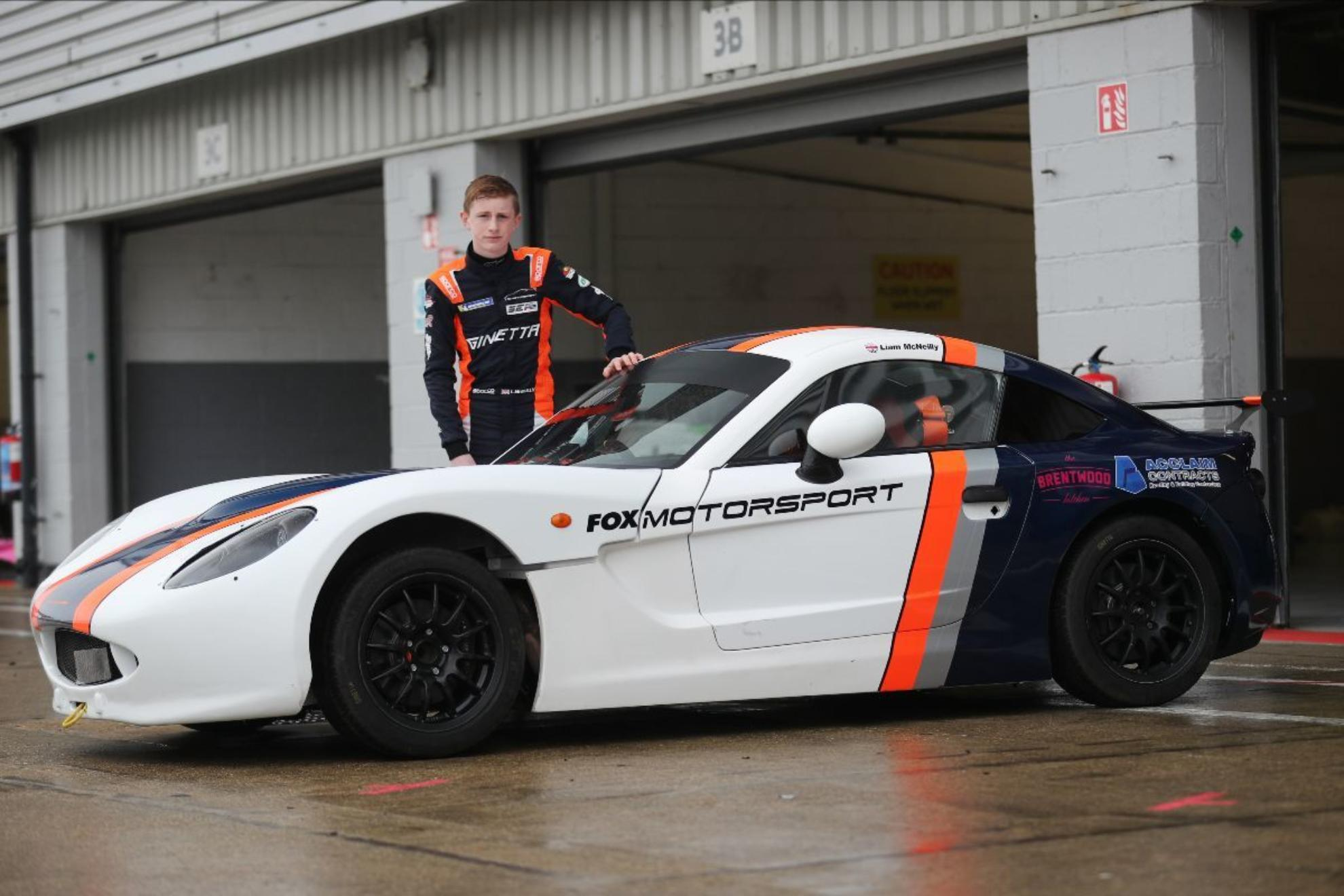 Fox Motorsport Return To Michelin Ginetta Junior Championship