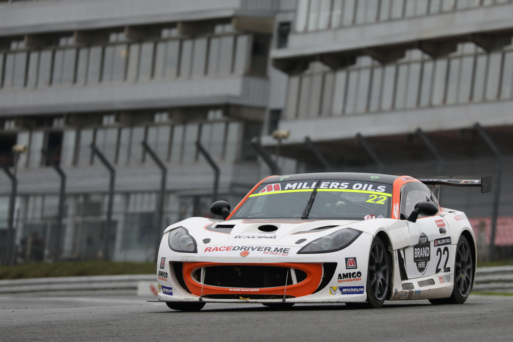 Alexander Andersson To Make Racing Debut In Ginetta GT4 SuperCup
