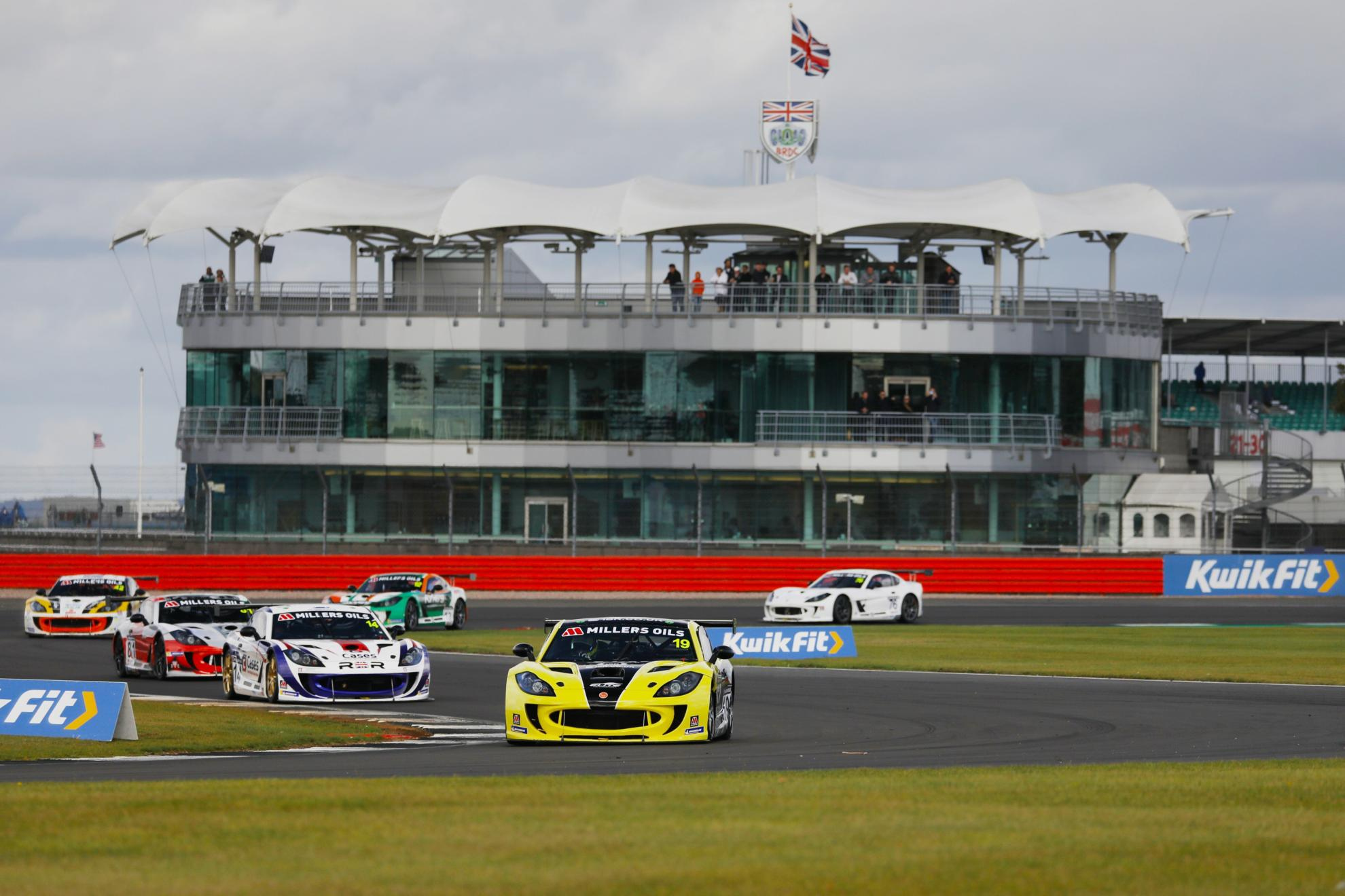 GINETTA ON SHOW AT 2019 MOTORSPORT LIVE
