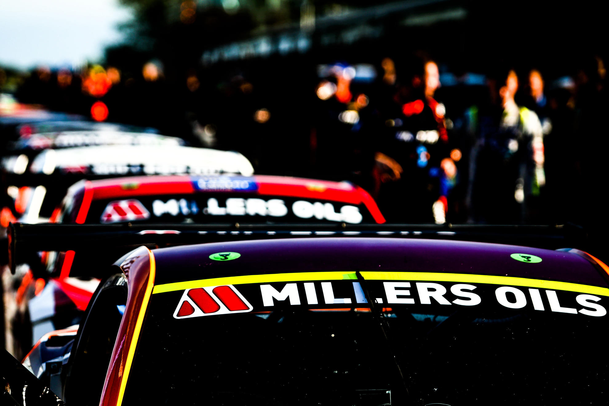 Ginetta renews its partnership with Millers Oils for the GT4 SuperCup ahead of the 2020 race season