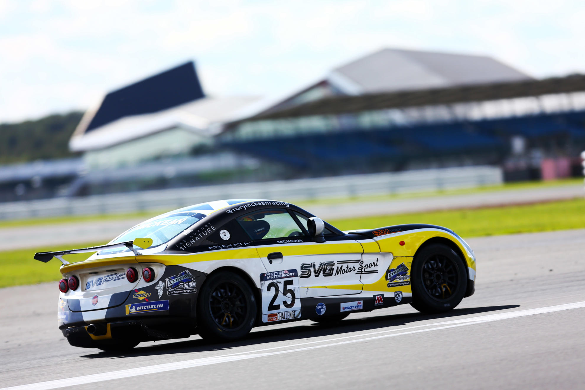 SVG Motorsport Expand To Three Car GT5 Challenge Entry