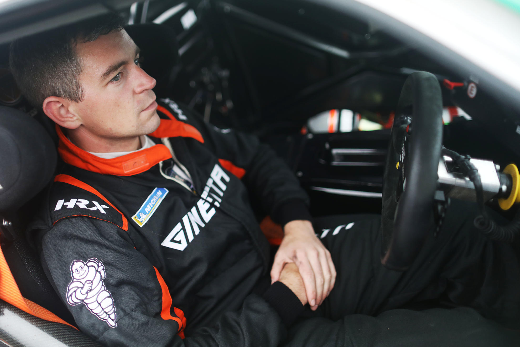 Reece Somerfield Back For Tenth Ginetta GT4 SuperCup Season